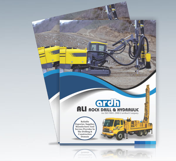 Brochure of ARDH