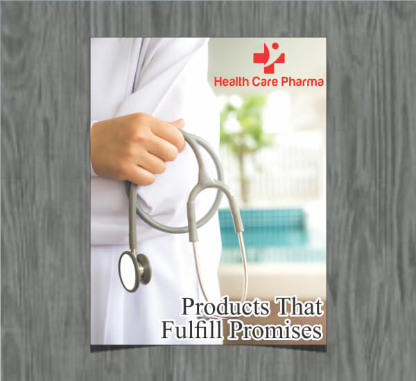 Brochure of Health care Pharma