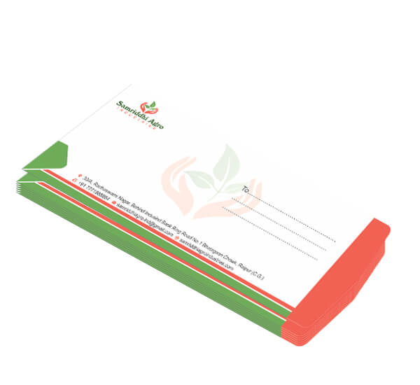 Envelop of Samriddhi Agro Industries